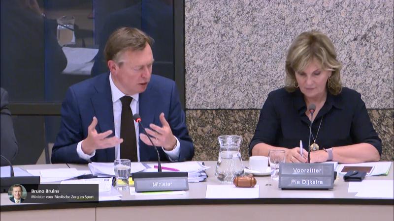 Minister Bruins toont praktische bezwaren van D66-visie Europese geneesmiddelenmarkt
